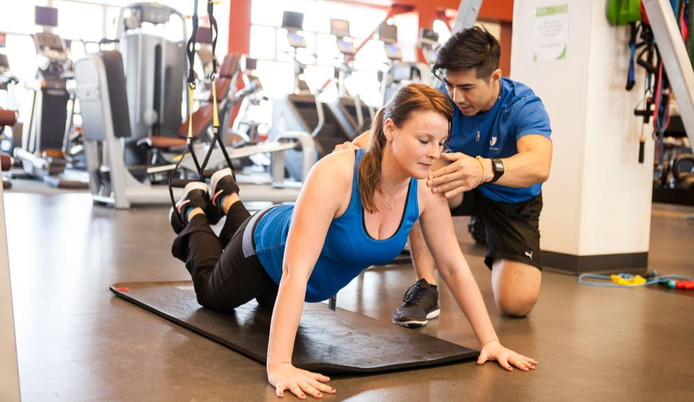 Locating a Personal Fitness Trainer in your town