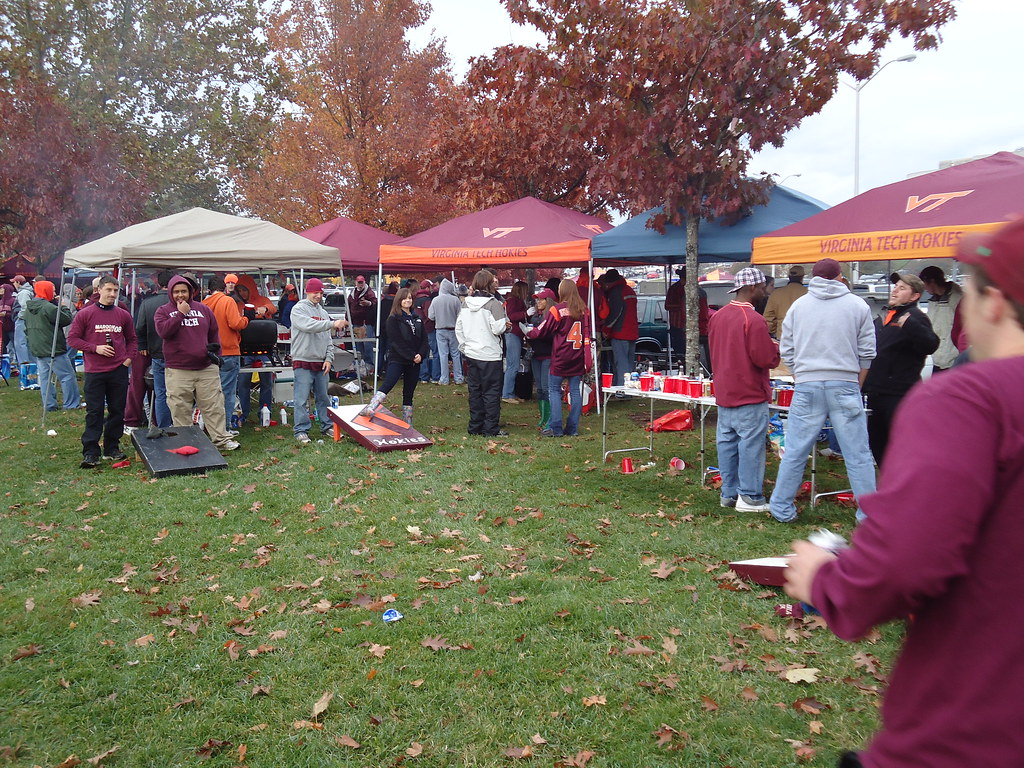 Virginia Tech Tailgating – Secrets of Success