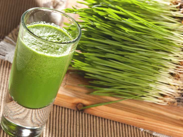 Do you know the Health Advantages of Wheatgrass?