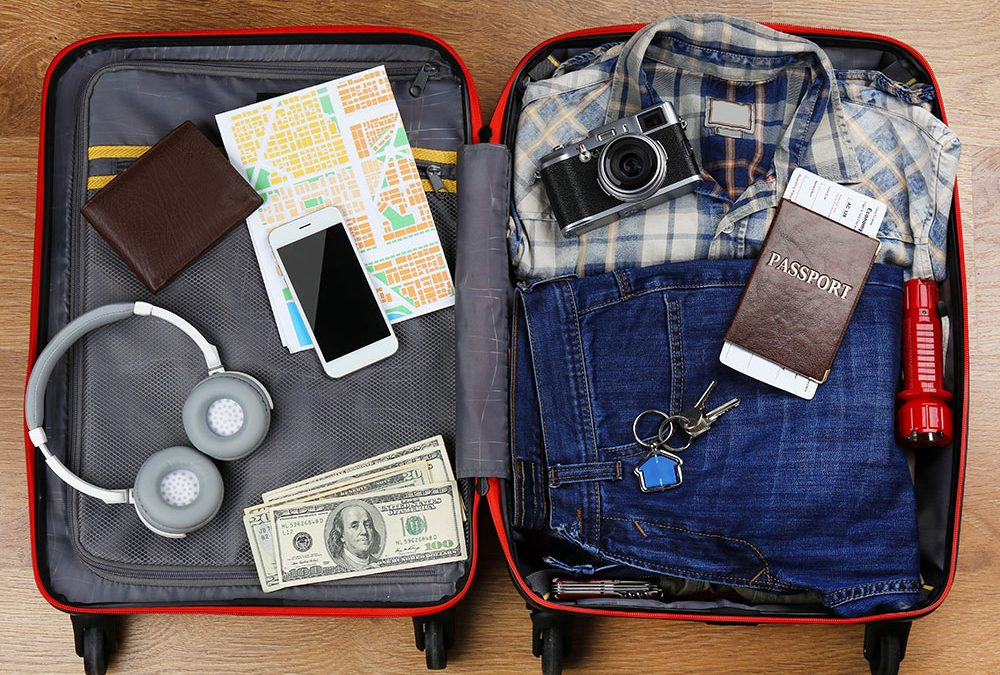 You Have Travel Accessories