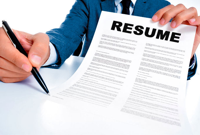 Get the best templates by visiting resume building services