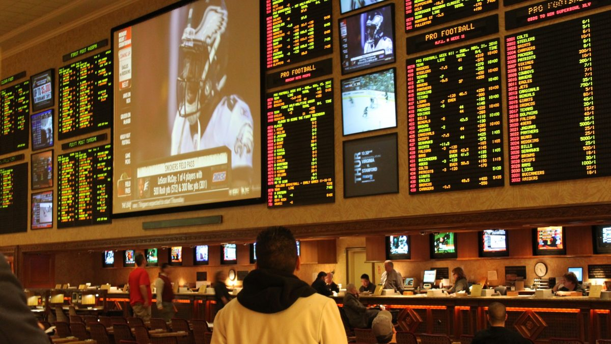 Rewards of sports betting