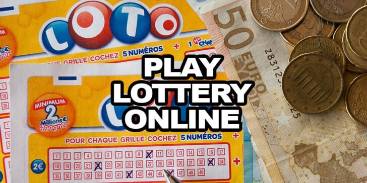 Play the Lottery Online to Increase Your Chances of Earning Money